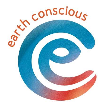 earth conscious brand logo
