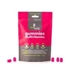 adults vegan multivitamin gummies