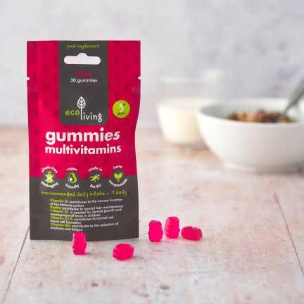 kids vegan gummy multivitamins