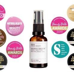 evolve beauty hyaluronic serum
