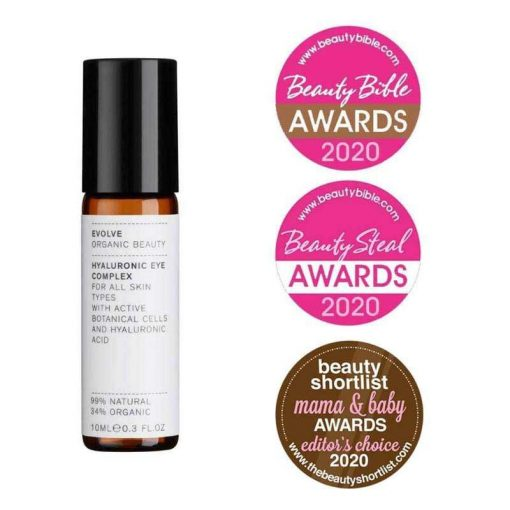 Evolve Hyaluronic Eye Complex with awards