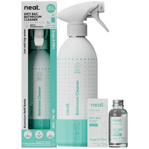 neat eco friendly starter kit sage and mint