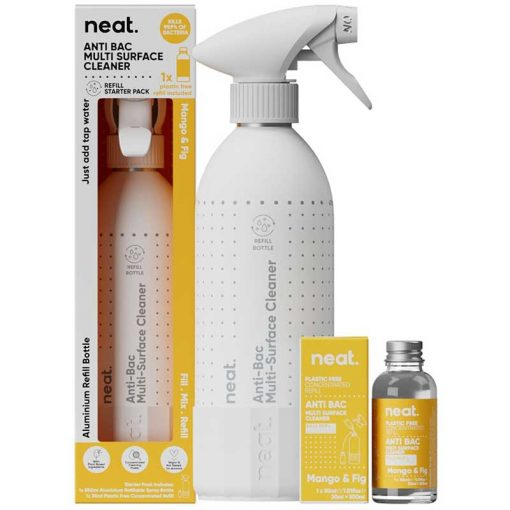 neat cleaning bundle yellow