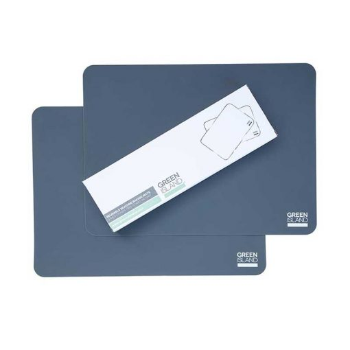 reusable silicone baking mat two pack