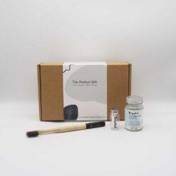 brushd essentials dental gift set