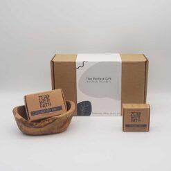 zero waste path shower gift set