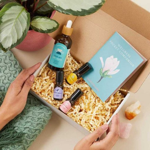 self care aromatherapy gift set