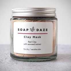 red clay clay mask