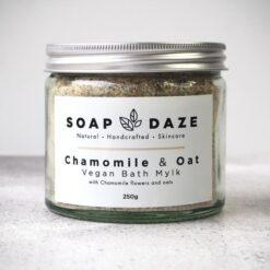 soap daze mini bath mylk chamomile
