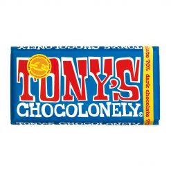tonys chocolonely extra dark chocolate bar 180g