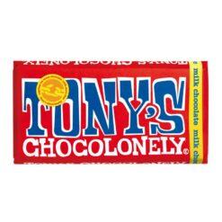 tonys chocolonely milk chocolate big bar